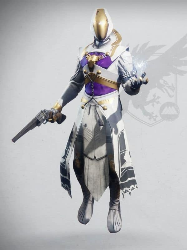 Destiny 2 Fulminator Set Warlock Male