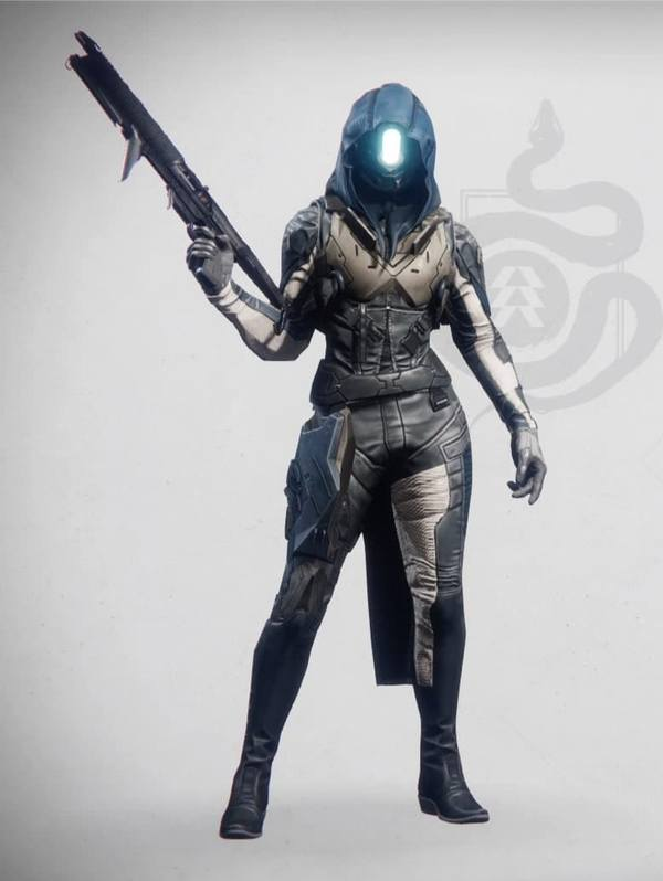 Destiny 2 Holdfast Hunter female