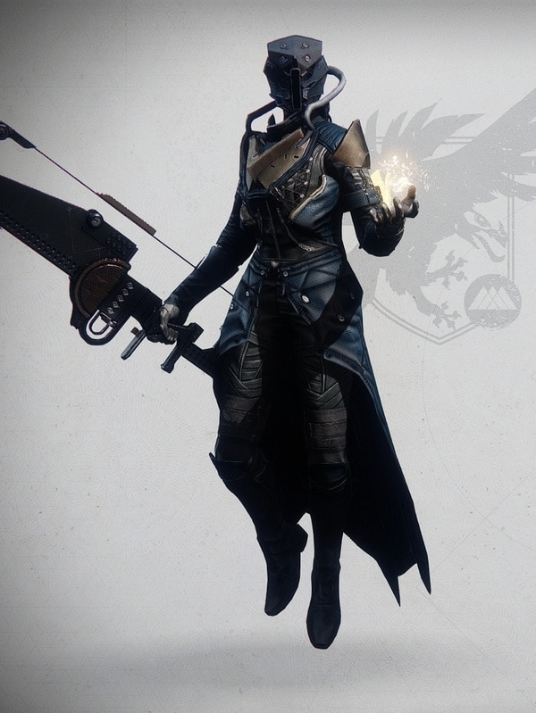 Destiny 2 Holdfast Warlock female