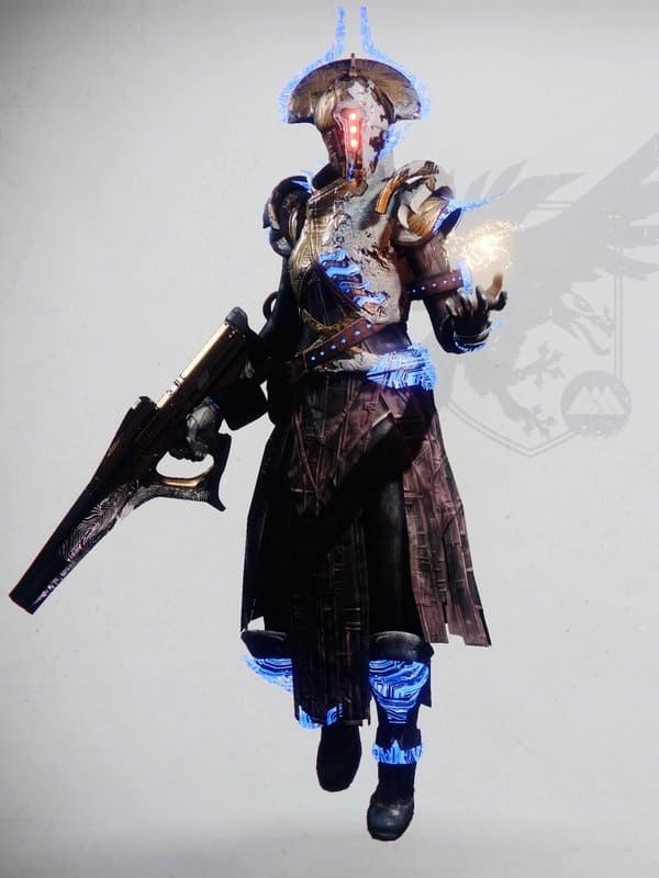 Destiny 2 Of Righteousness Warlock female