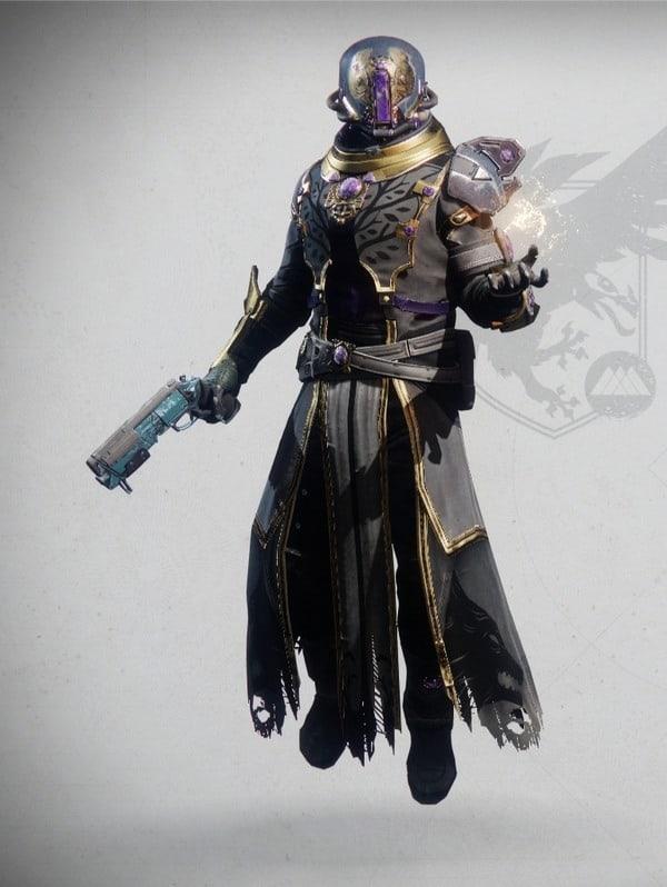 Destiny 2 Opulent Scholar Warlock male