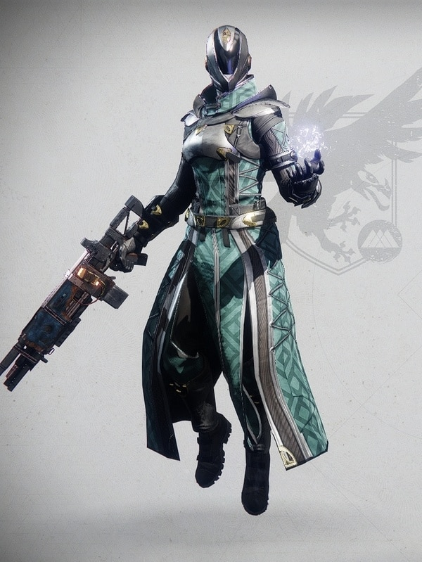 Destiny 2 Reverie Dawn Warlock female