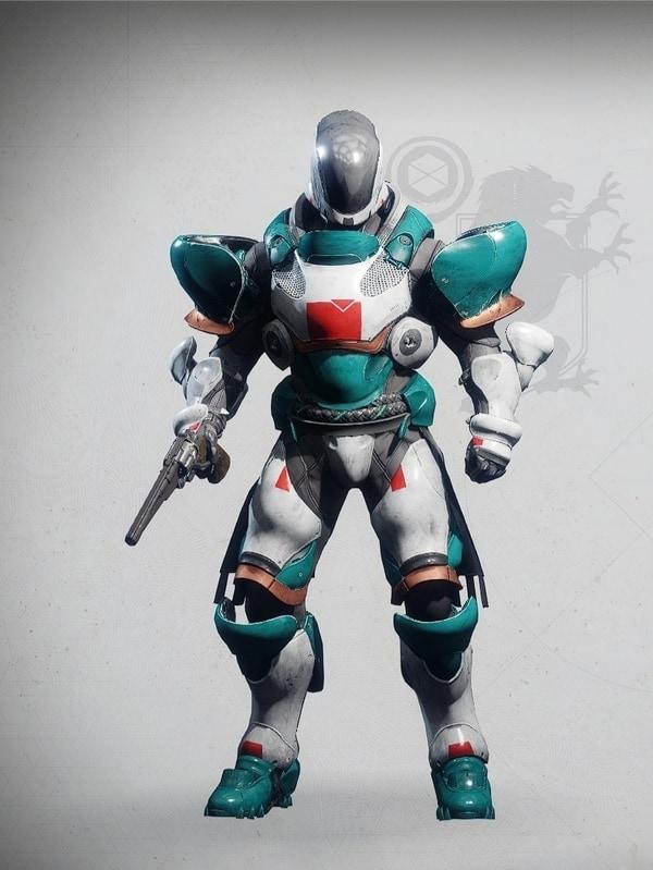 Destiny 2 Terra Concord Titan male