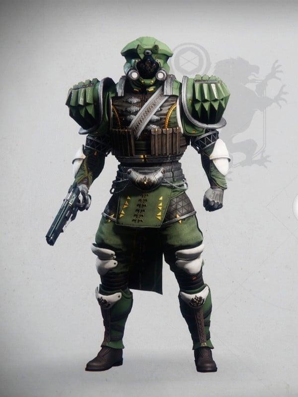 Destiny 2 Valkyrian Titan male