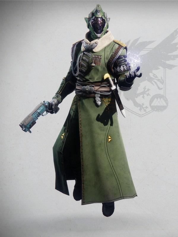 Destiny 2 Valkyrian Warlock male