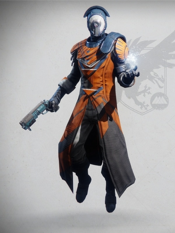 Destiny 2 Vigil of Heroes Warlock male