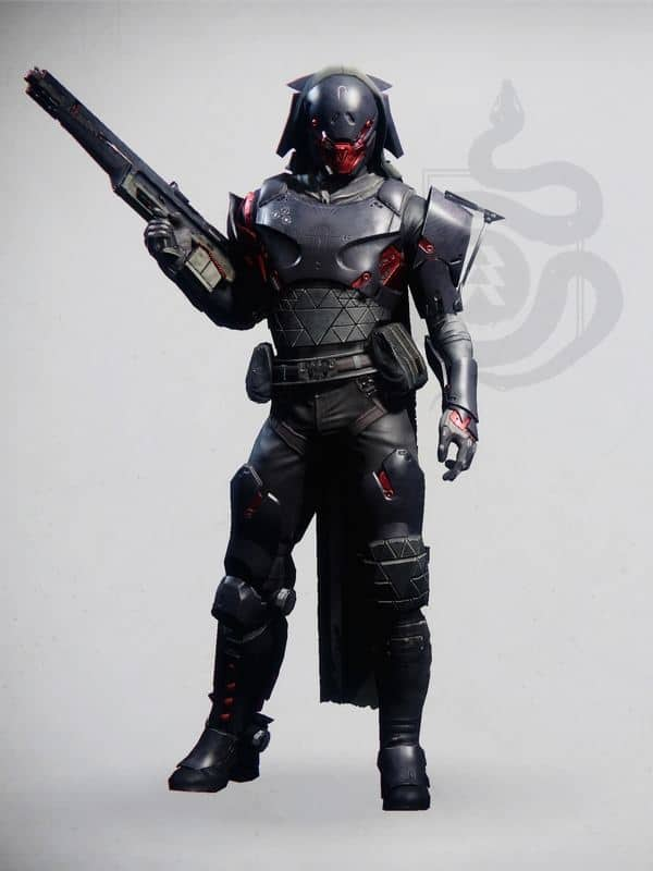 Destiny 2 Woven Firesmith Hunter male