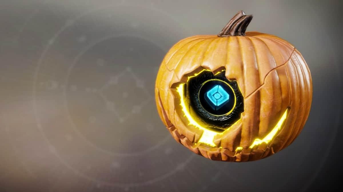 Jack-O'-Shell Destiny 2
