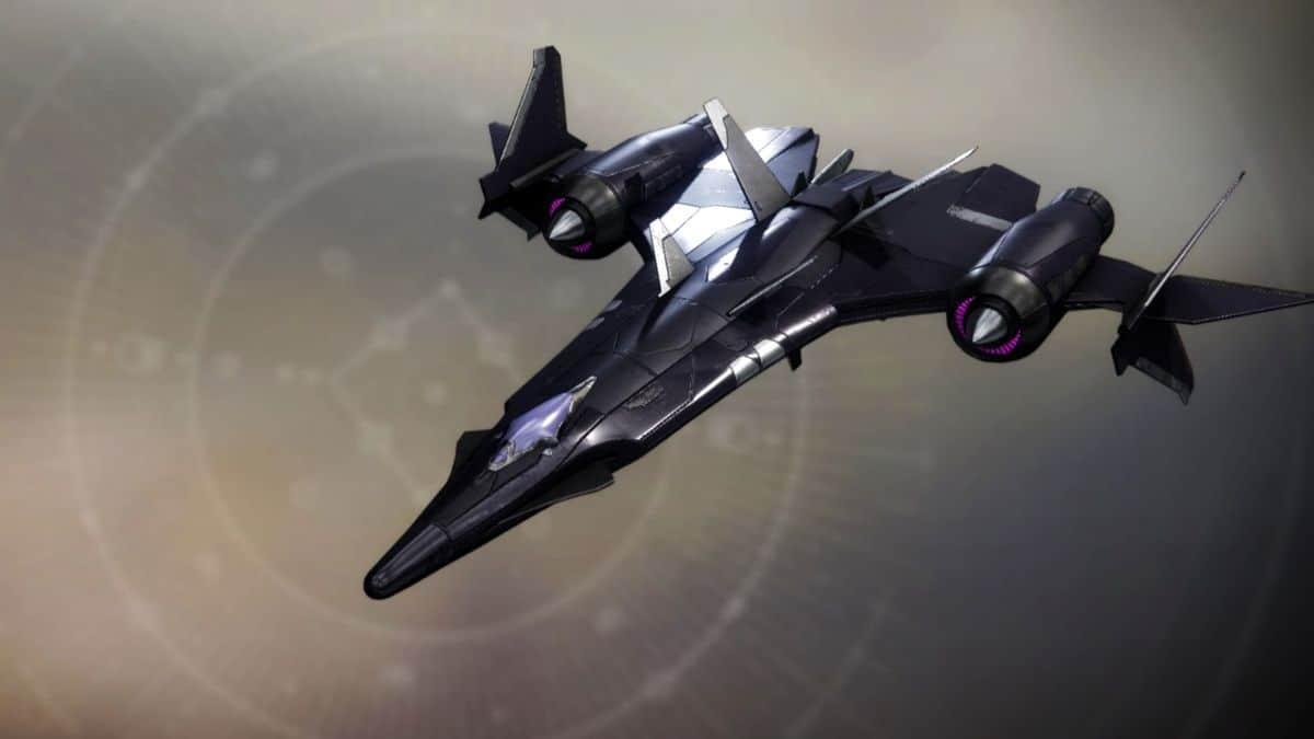 Obsidian Wings Destiny 2