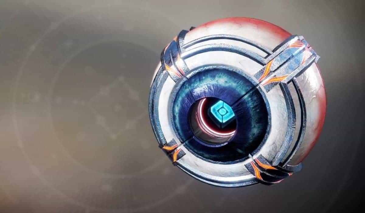 Okular Fortitude Shell Destiny 2