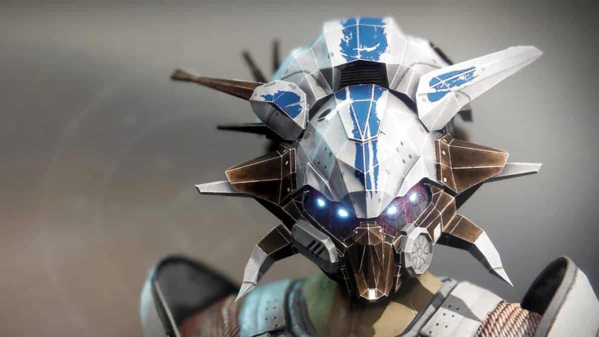 Spider Mask Destiny 2