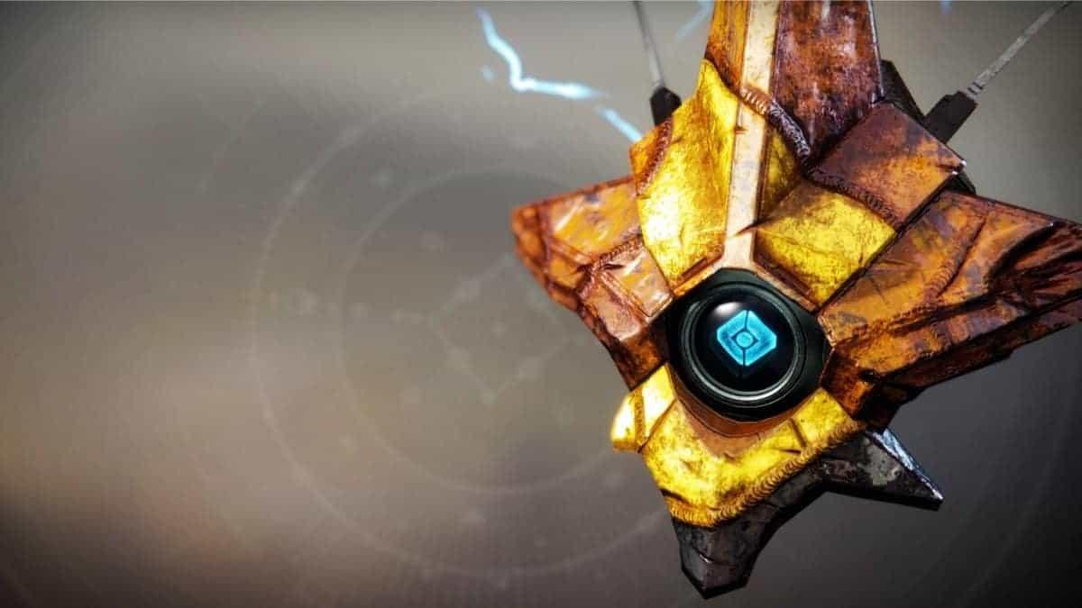 Stonecraft's Amalgam Shell Destiny 2
