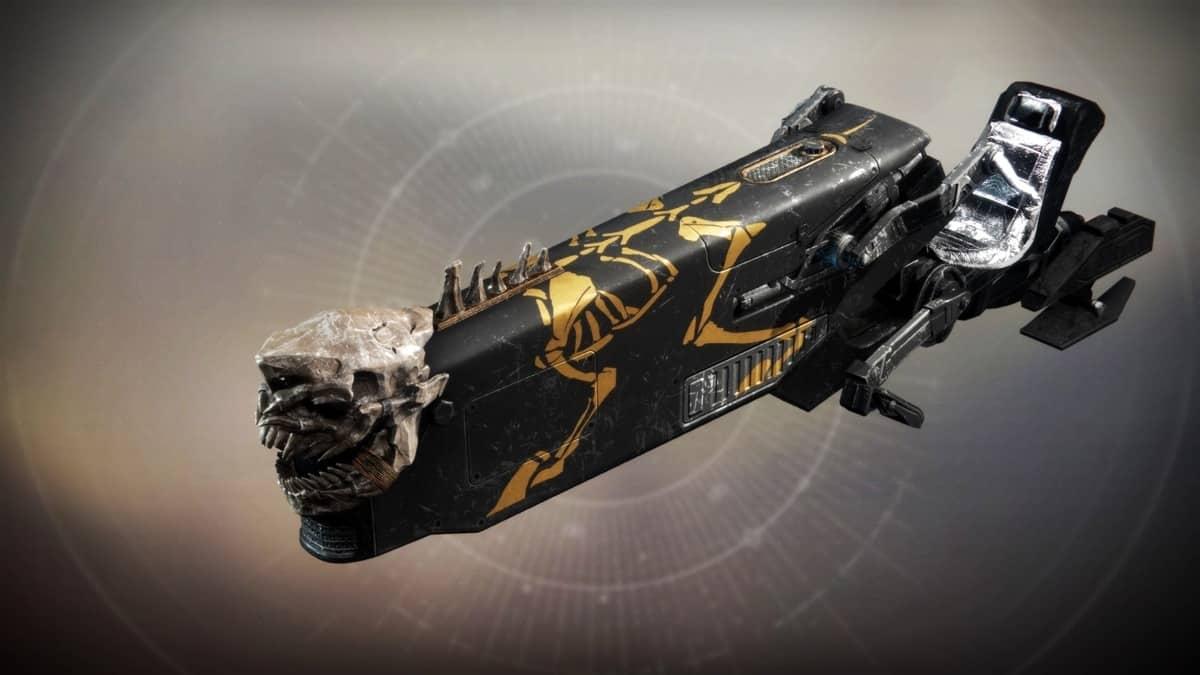 The Necrobeast Destiny 2