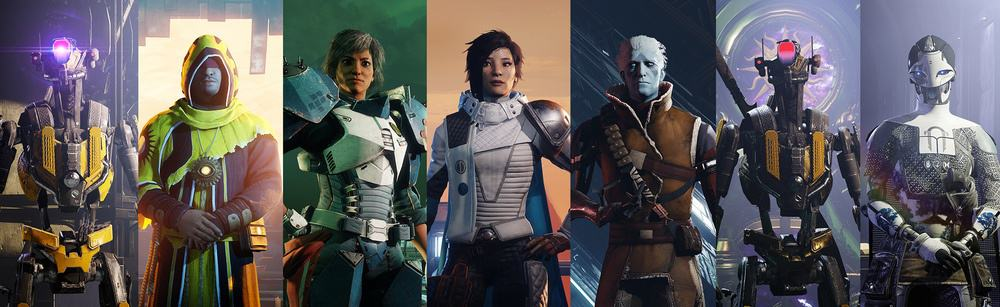 Destiny 2 DCV art