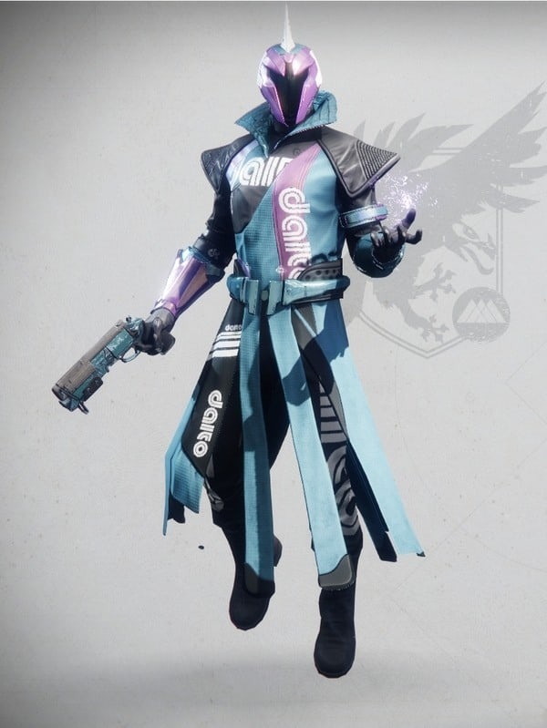 Destiny 2 Moonfang-X7 Warlock male