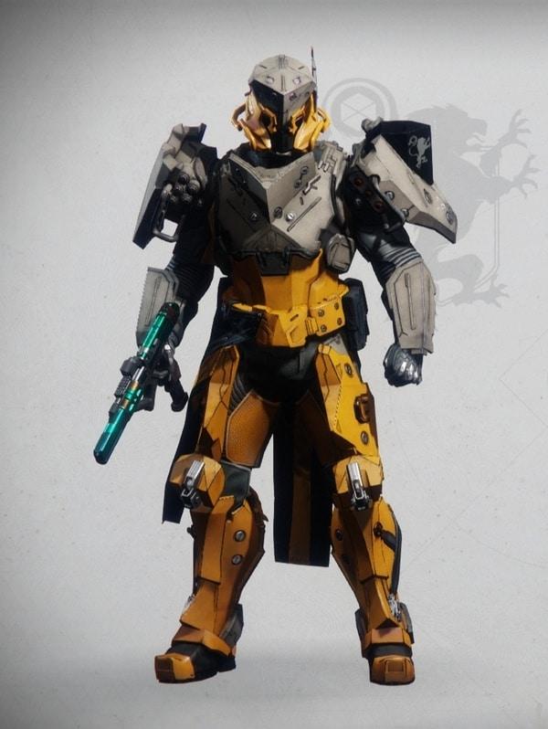 Destiny 2 Siegebreaker Titan male