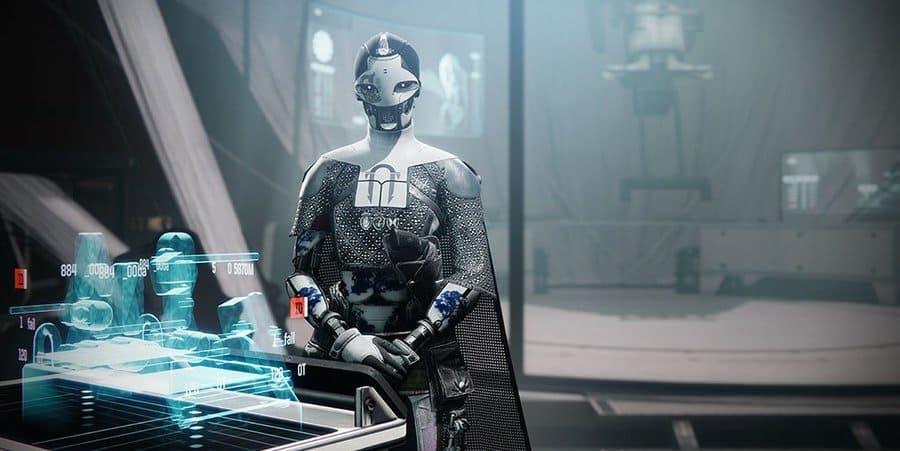 Destiny 2 Transmog main