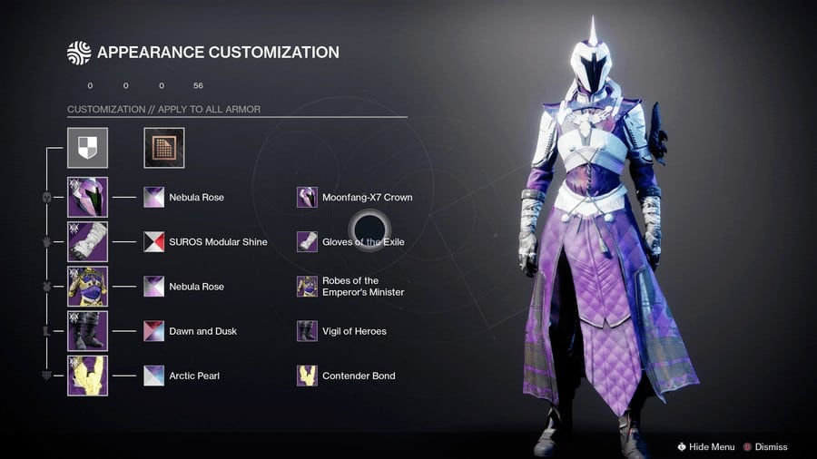 Destiny 2 Transmog