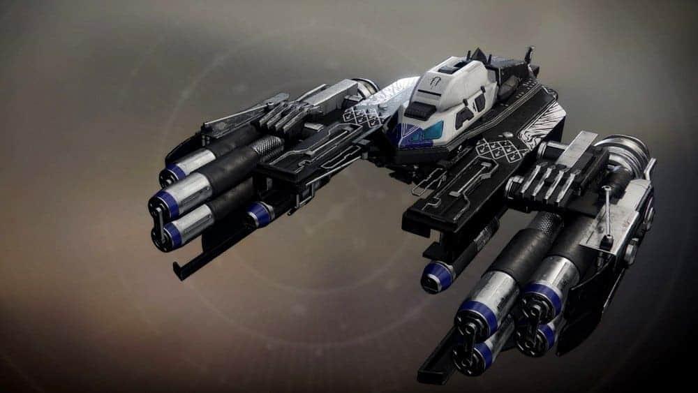 ADA-1's Lone Wolf Destiny 2