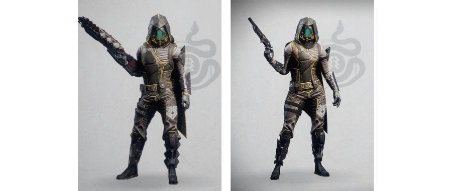 Destiny 2 Abhorrent Imperative armor set