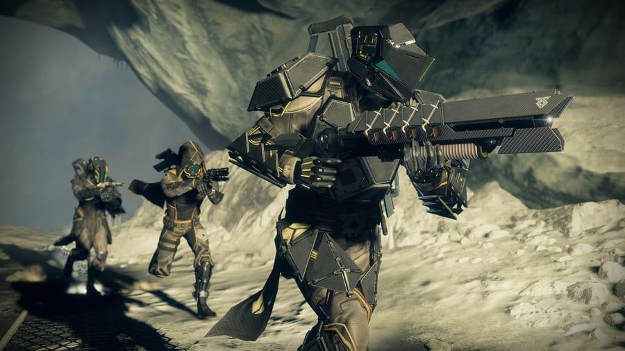 Destiny 2 Escalation Protocol Armor sets