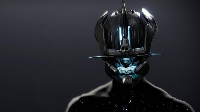 Destiny 2 Legacys Oath Helmet