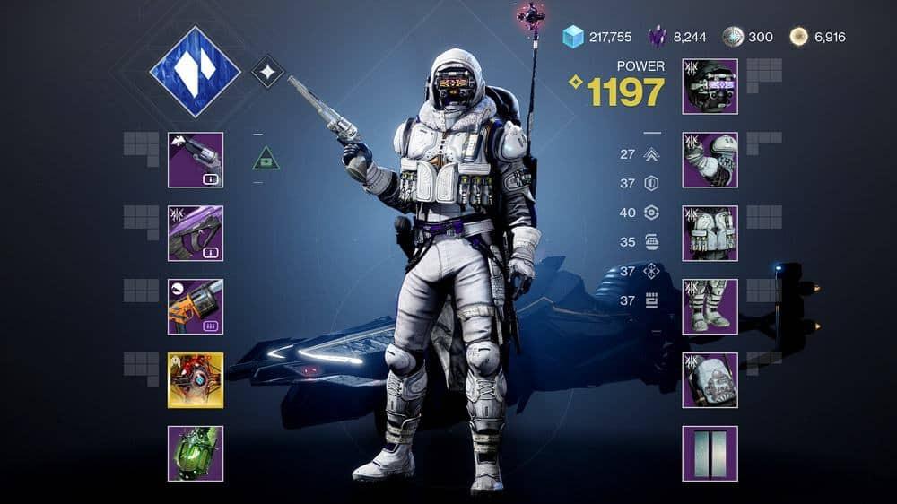 Destiny 2 Leveling Guide Season 12 V2