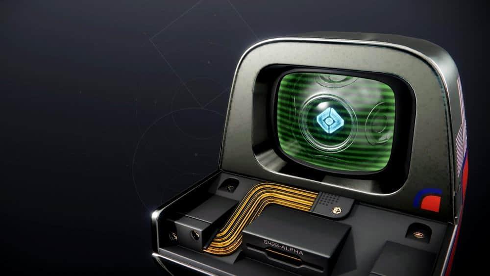 Halcyon Shell Destiny 2