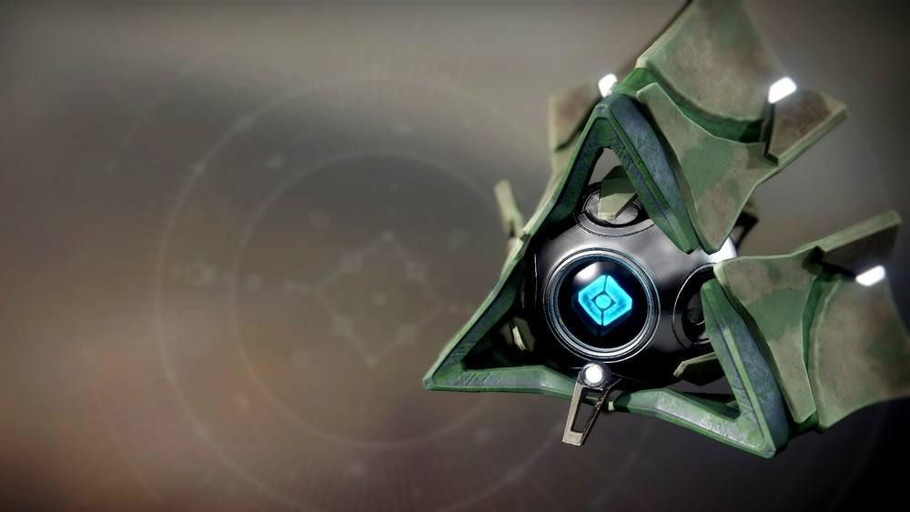 Harper's Shell Destiny 2