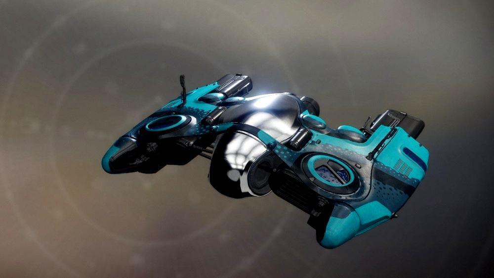 Jewel of Saturn Destiny 2