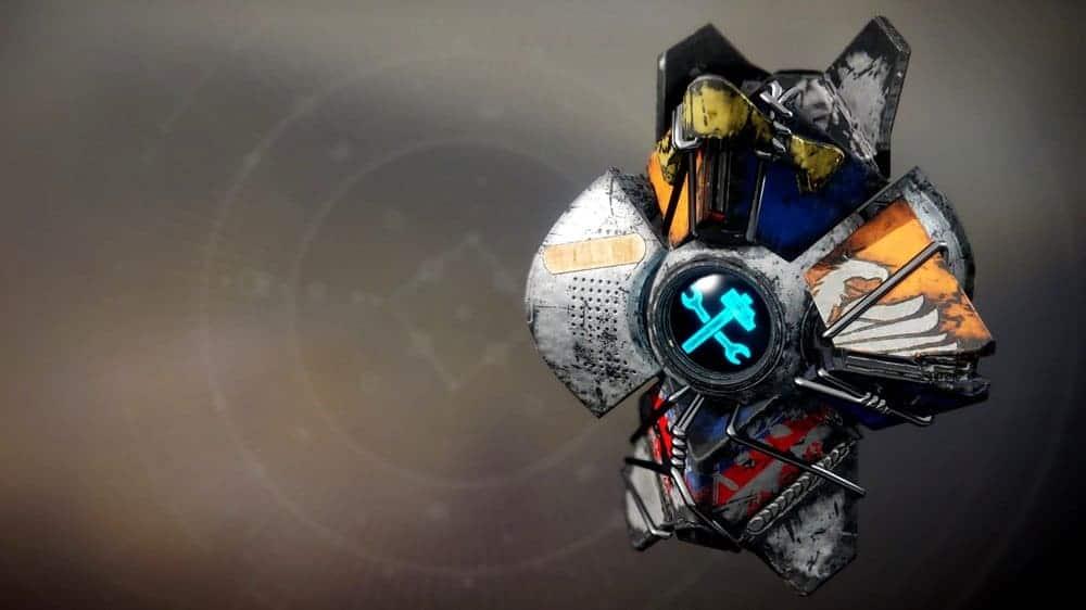 Kitbash Shell Destiny 2