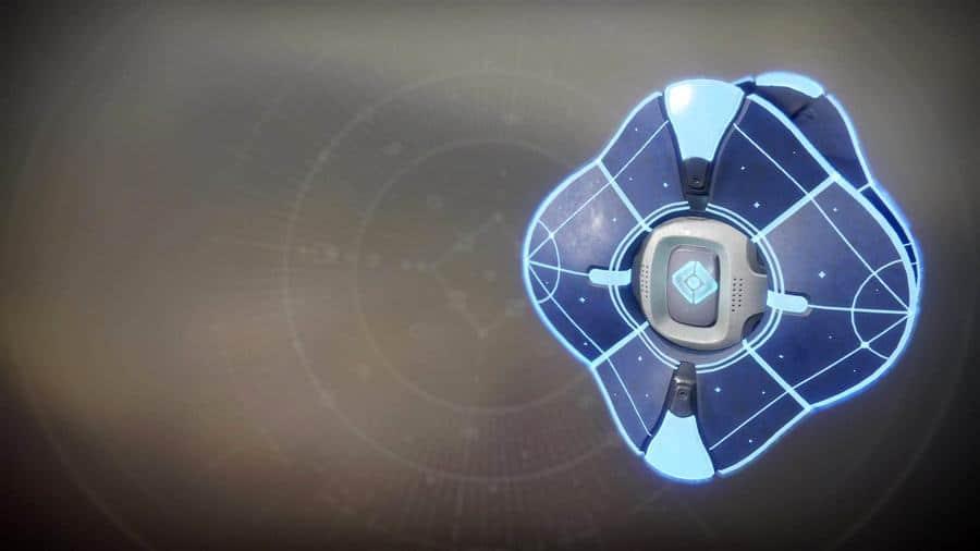 Star Map Shell Destiny 2