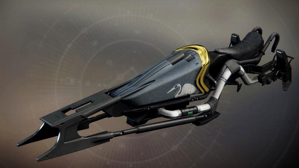 The Grateful Crane Destiny 2