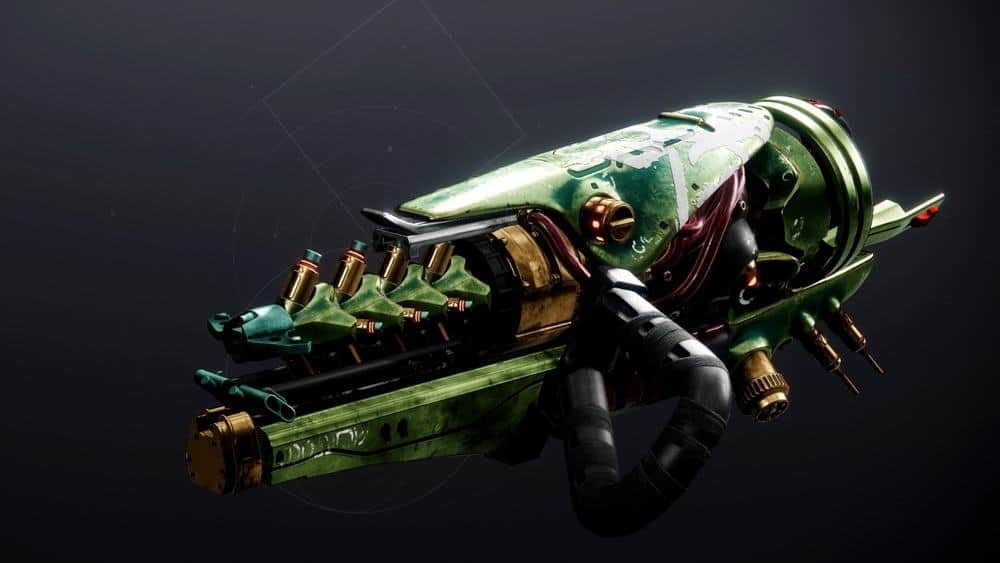 Unyielding Grasp Destiny 2