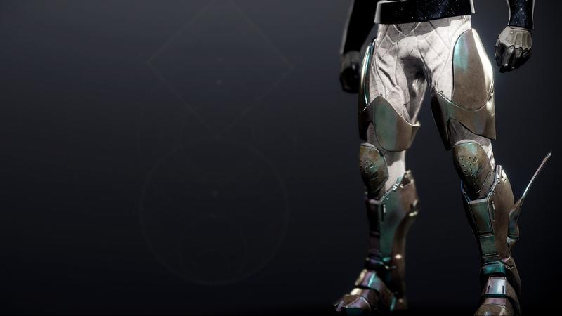 Crushing Legs Destiny 2