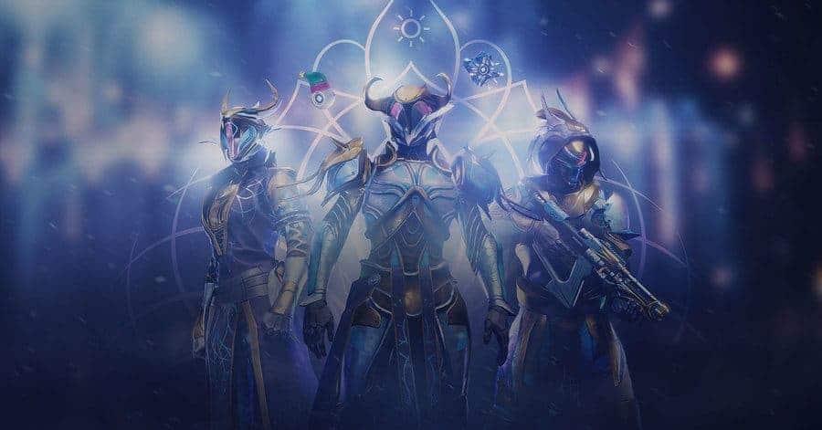 Destiny 2 Dawning 2020