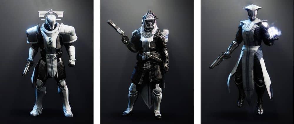 Destiny 2 Forbidden Visage Ornaments