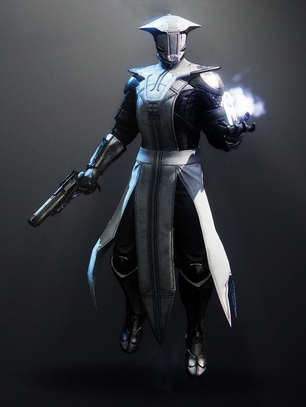 Destiny 2 Forbidden Visage Warlock male