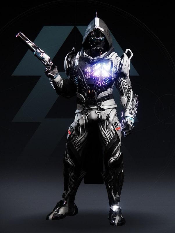 Destiny 2 Legacys Oath Hunter male