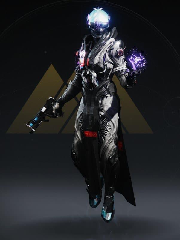 Destiny 2 Legacys Oath Warlock female