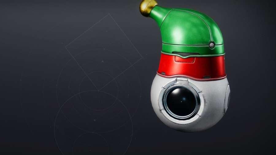 Destiny 2 Little Helper Shell