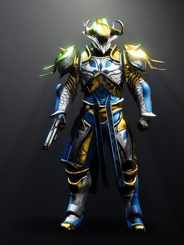 Destiny 2 Lucent Night Titan male