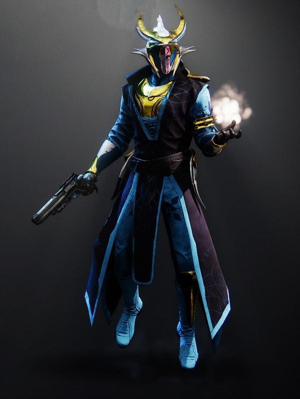 Destiny 2 Lucent Night Warlock male