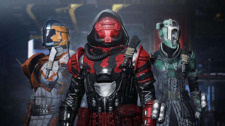 Destiny 2 Playlist armor Season 12