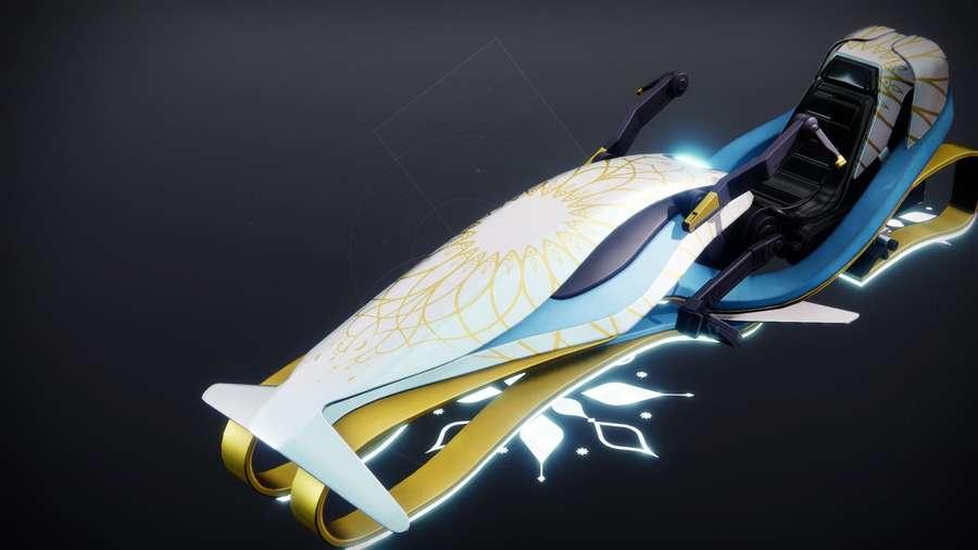 Destiny 2 Polar Prancer