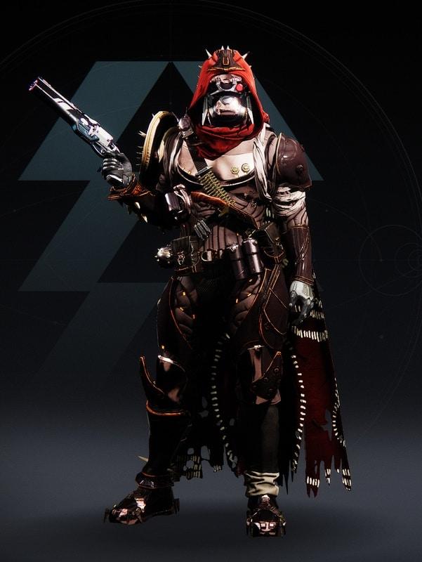 Destiny 2 Steeplechase Hunter male