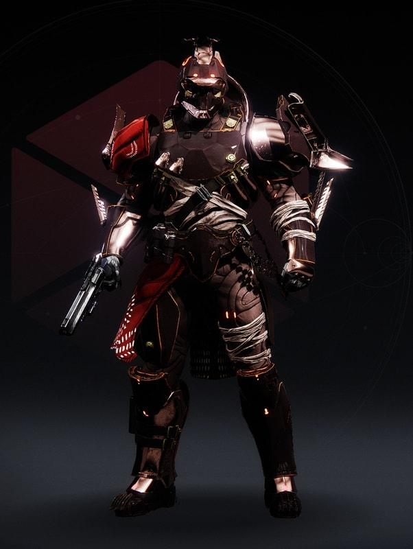 Destiny 2 Steeplechase Titan male