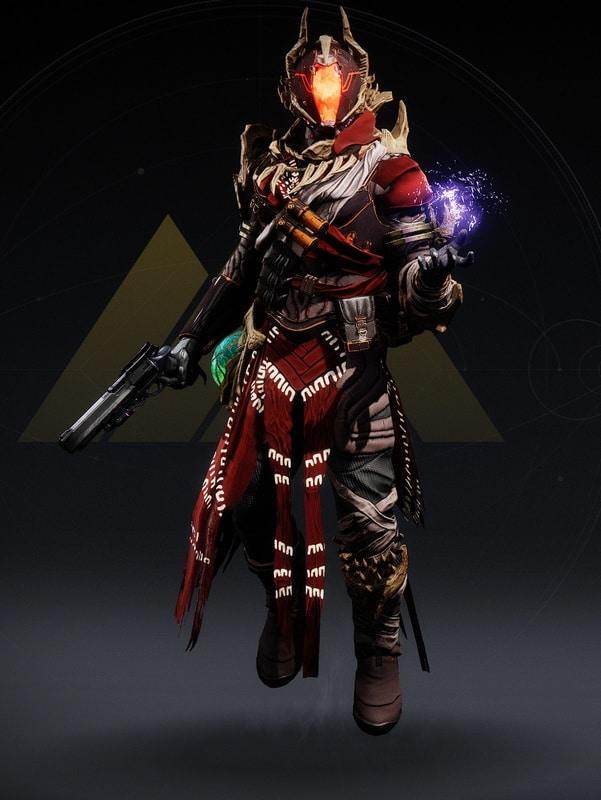Destiny 2 Steeplechase Warlock male