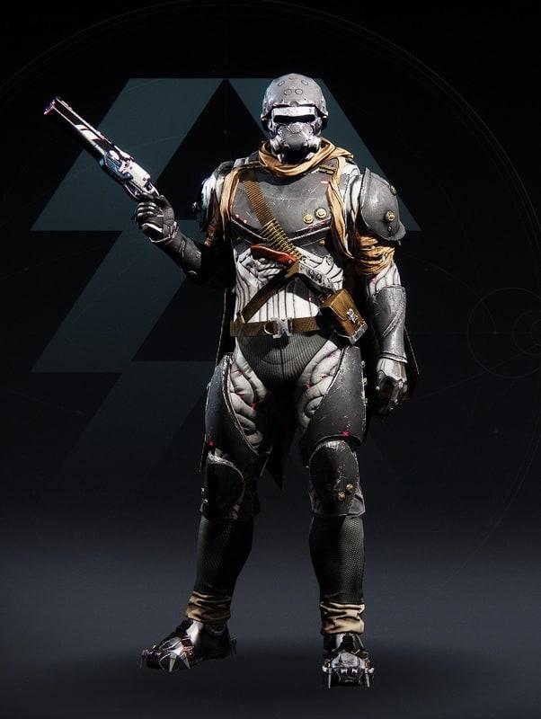 Destiny 2 Wild Hunt Hunter male