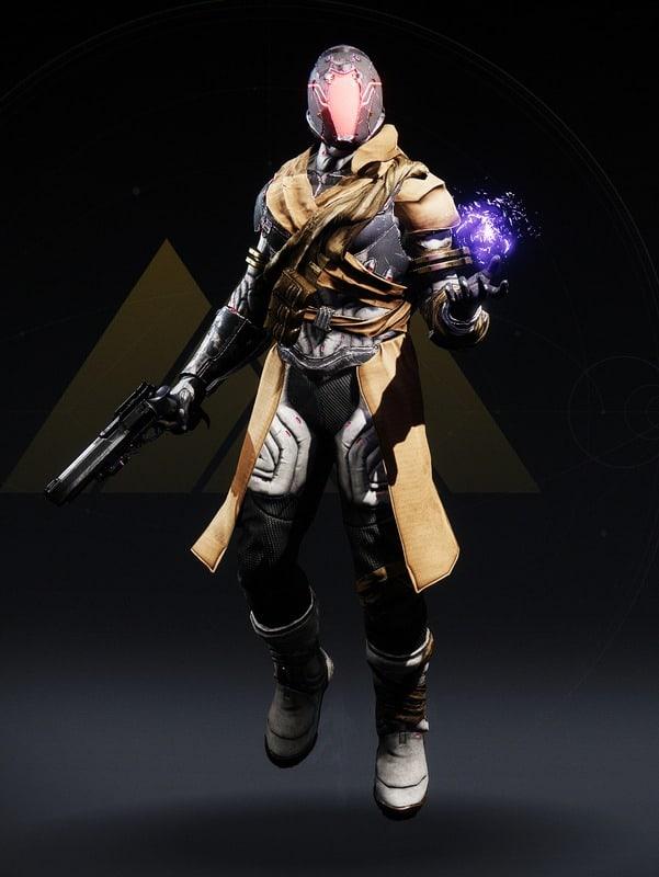 Destiny 2 Wild Hunt Warlock male